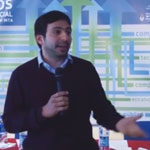 Conferencia de Ramiro Albrieu en II Seminario de formación dirigencial para jóvenes profesionales del INTA